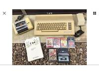 Commodore 64 console fully working order