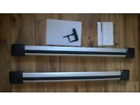 Genuine Volvo XC90 Roof Bars (wing bars)