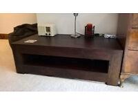 Dark Wood Lounge Furniture