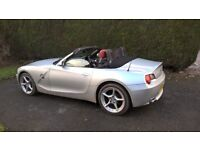 superb bmw z4 2.5 v6 manual in excellent condition fault free car genuine low mileage brand new mot