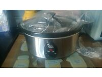 Brand New Boxed EGL Slow Cooker