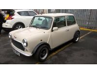 rare,mini 7 ltd edition1.3 mpi 1999