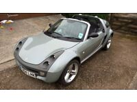 Smart Sports Coupe by Mercedes for sale. An excellent example of these delightful sports cars.