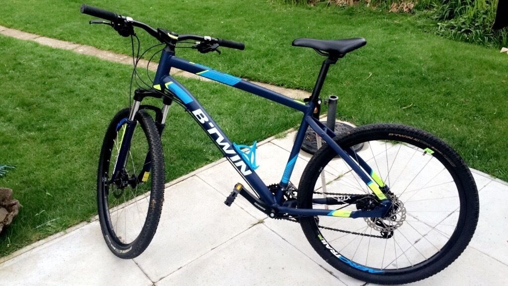 Btwin Rockrider 520 Mountain Bike In Solihull West