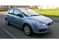 2006 Ford Focus 1.6 LX 5dr Drives great Hpi Clear
