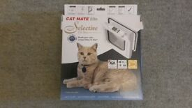 Cat Mate Elite Selective I.D. Disc cat flap