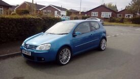 Golf gt tdi 2.0 clean car