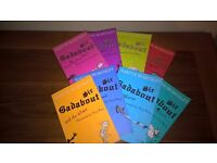 Children's books - Sir Gadabout series by Martyn Beardsley