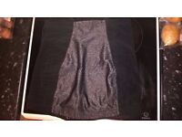 Size 20 body con skirt