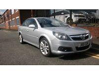 2007 Vauxhall Vectra 1.8 i VVT SRi 5dr Hatchback, Warranty and AA Breakdown available, £1,395