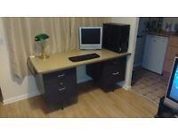 Computer Desk Sides