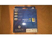 Hardy Mach spey line wet 5 55ft head 10line