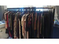 Job Lot of 90 items, ladies clothing sizes 8 /10 /12