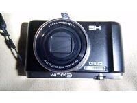 High Speed 30fps and 25x zoom Casio Exilim EX-ZR1100 16.1MP Digital Camera