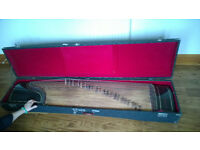 Chinese Harp (Guzheng) plus a hard case