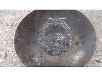 ww2 mk1 german eboat badge steel die
