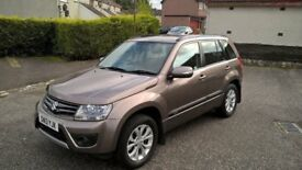 Suzuki Grand Vitara SZ4 2.4 - Suzuki Warranty to November, Service History, MOT March 18