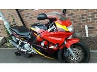 Honda cbr 600 f sports bike tourer px moto x 4x4 enduro