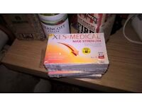 5 boxes new / sealed xls mdeical max strength tablets