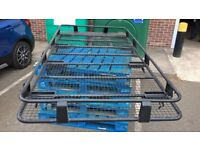 Land Rover Discovery 3 Full Length Roof Rack Heavy Duty