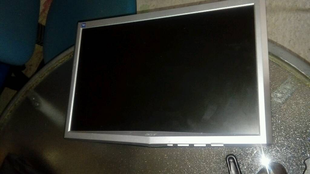 Free monitorin Stowmarket, SuffolkGumtree - Free 21 inch monitor. Needs a wall mount or stand but still works. Collection Stowmarket or tesco area. Any questions please ask