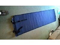"Camping sleeping mat ""self inflating"""