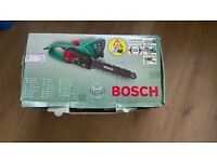 Bosch Electric chainsaw, New Unused