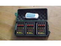 DB04r remote firing system for fireworks