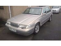 volvo 960 long mot rare car doctor owner px welcome £595