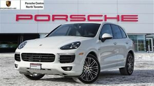 2017 Porsche Cayenne SPORT PACKAGE, PANOROOF