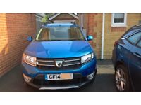 Dacia Sandero Stepway Laureate Turbo Diesel less than 6000 miles service history Excellent Condition