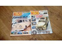 vw campervan magazines Volks World