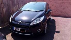 Fiesta Auto Titanium, Low Mileage,Premium Sony Stereo, very reliable, tons of features