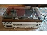 AIWA AF 5090 1970s stereo music system