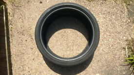 Part-worn (5mm tread) Bridgestone Potenza RE050A 255-30-R19 91Y Rear Tyre for BMW E90, E91, E92, E93