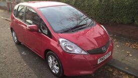 2012 Honda Jazz 1.3 Automatic, category c recorded, 44K miles