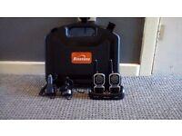 Binatone walkie talkies - 550 Terrain