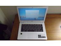 Acer Chromebook 13 CB5-311. Quad core Nvidia Tegra K1 2.1 GHz, 2Gb RAM, 16Gb SSD. Great device.