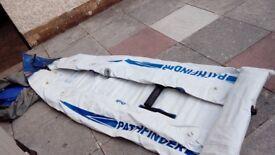 2 Man inflatable Kayak