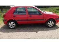 2002 Ford Fiesta freestyle 5 door £395