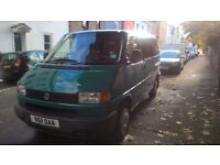VW T4 - likely needs replacement engine
