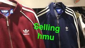 Original adidas jackets