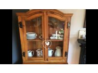 Beautiful solid wood French Dresser