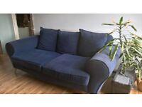 3 seater sofa - £85
