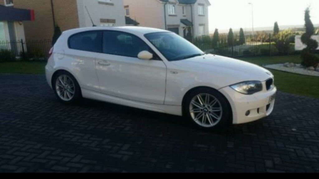 bmw 1 series m sport in kirkintilloch glasgow gumtree. Black Bedroom Furniture Sets. Home Design Ideas