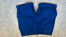 Blue FatFace Cargo Shorts