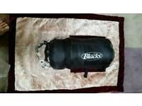 2 x Black's sleeping bags