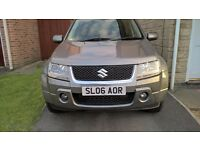 Suzuki Grand Vitara 2006 1.9ddis 5 doors long MOT jan 2017 4x4 no jeep volvo swap p/ex private
