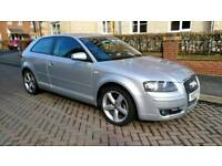 2007 Audi A3 1.6 Sport 3dr FULL SERV HIS. CAMBELT CHANGED