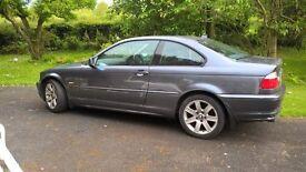BMW 318 Ci SE Petrol, for sale